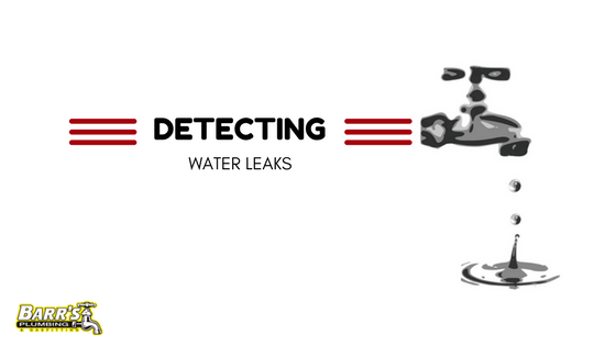 Detecting Water Leaks